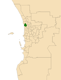 Electoral district of Carine state electoral district of Western Australia