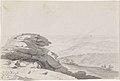 Carl Gustav Carus - Die Teufelskanzel auf dem Brocken (1811).jpg