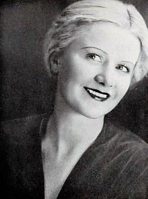 Carla Bartheel - Bartheel, circa 1932