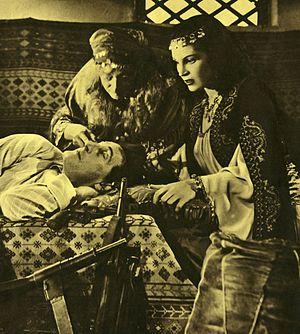 Carla Calò - Calò and Totò in Totò Le Mokò (1949)