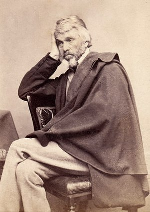Historical figure - Thomas Carlyle, champion of study of great men
