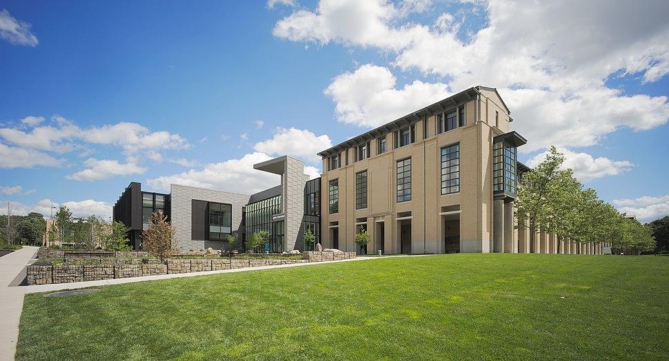 Carnegie Mellon Cohon University Center 2016