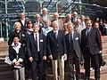 Carson and team - ECHR - Strasbourg - Sept 2009.jpg