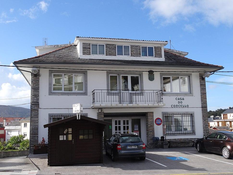 Casa concello O Vicedo