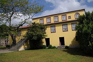English: Camilo Castelo Branco House in Seide,...