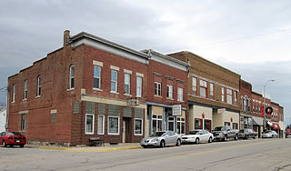 Cascade, Iowa City in Iowa, United States