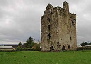 New Inn, County Tipperary - Knockgraffon Castle.