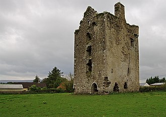 New Inn, County Tipperary - Knockgraffon Castle.