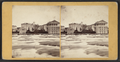 Cataract House from Goat Island Bridge, by John B. Heywood.png