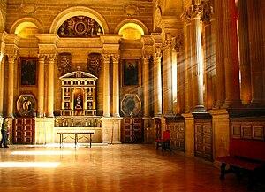 Andrés de Vandelvira - Sacristy. Jaén cathedral