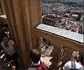 Catedral de Murcia - Balcón de conjuros en fachada sur.jpg