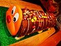 Caterpillar chocolate cake (8367463320).jpg