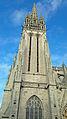 Cathédrale Saint-Corentin de Quimper (Flèche sud).jpg