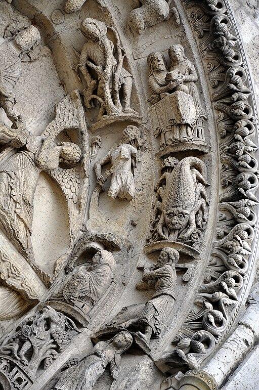Cathédrale de Chartres 210209 03