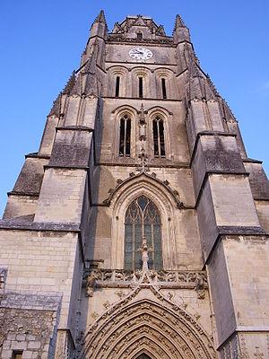 Ancient Diocese of Saintes - Cathedral of Saint-Pierre de Saintes