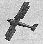 Caudron C.74 L'Aéronautique December,1922.jpg