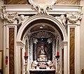 Cella di sant'agnese di montepulciano, con affreschi di nicola nasini, 1704, 05.jpg