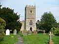 Cemetery and Parish Church, Drayton - geograph.org.uk - 832979.jpg