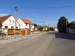 Center of Svatoslav, Třebíč District.JPG
