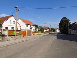 Center of Svatoslav, Třebíč District.JPG