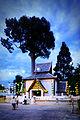 Center pillar Chedi Luang temple Chiang Mai Thailand.jpg