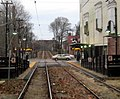 Central Avenue station facing inbound, December 2011.jpg