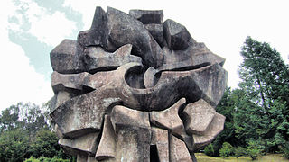 Pedro Cervantes Mexican sculptor