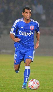 César Cortés Chilean footballer