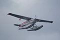 Cessna A185F N363JV Overhead 03 SNFSI FOF 15April2010 (14629896332).jpg