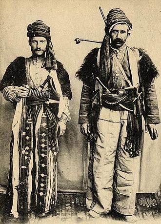 Chaldean Catholics - Image: Chaldeansoftheprovin ceof Mardin