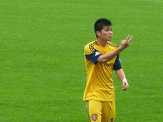 Chan Ming Kong Footballer