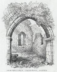 Chancel Arch, Sudbrook Chapel
