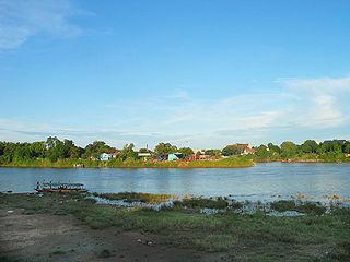 Chao Phraya River main river in Thailand