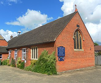 Chipstead, Kent - Image: Chapel of the Good Shepherd, Chipstead