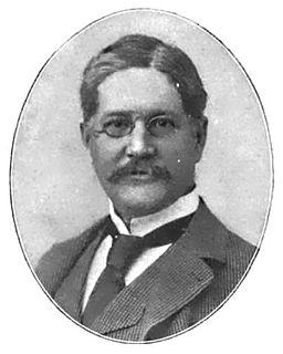 Charles Herbert Allen American politician