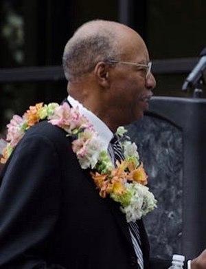 Charles Jordan (politician) - Jordan in 2012