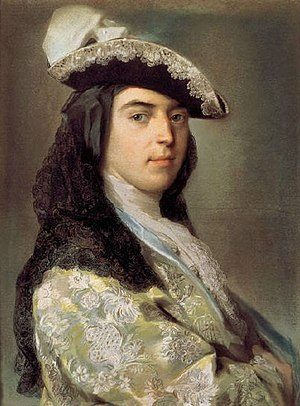 Charles Sackville, 2nd Duke of Dorset - Image: Charles Sackville, 2nd duke of Dorset by Rosalba Carriera