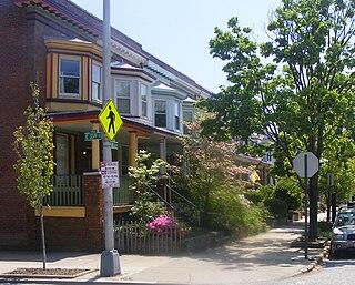 Abell, Baltimore neighborhood in Baltimre, Maryland, USA