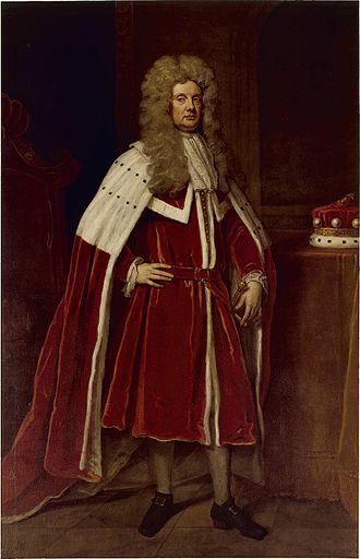 Charles Calvert, 3rd Baron Baltimore - Portrait of Charles Calvert, 3rd Baron Baltimore by Sir Godfrey Kneller