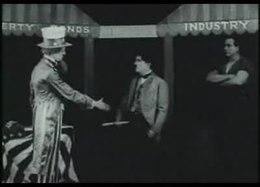 Bestand:Charlie Chaplin, The Bond, 1918.ogv