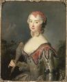 Charlotta Fredrika Sparre as La Folie (Antoine Pesne) - Nationalmuseum - 18316.tif