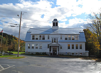 Chelsea, Vermont - Chelsea Public School enrolls Kindergarten through 12th grade