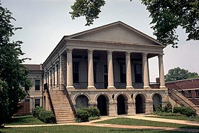 Chester County Courthouse (Built 1852), Chester, South Carolina.jpg