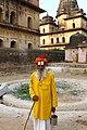 Chhatris cenotaphs. Orchha, India (22954095114).jpg