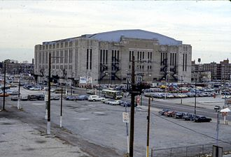 Chicago Stadium - Chicago Stadium in 1984