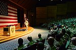 Chief Master Sgt. of the Air Force visit USASMA DSC 0058 (36825745474).jpg