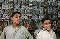 Child labor in a Pakistan Shop.jpg