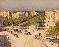 Childe Hassam - Vista del Paseo del Prado.jpg