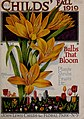 Childs' Bulbs that Bloom, Fall 1919 cover.jpg
