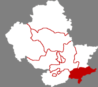 Kuancheng Manchu Autonomous County Autonomous county in Hebei, Peoples Republic of China